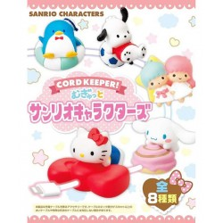 Sanrio Characters Cord Keeper Re-Ment