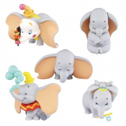 Mini Figura Dumbo Gashapon