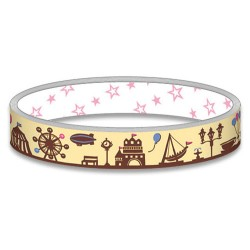 Silhouette Party Deco Tape