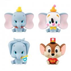 Figura Dumbo Capchara Gashapon