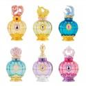 Caixa Disney Princess Perfume Jewelry 2 Gashapon