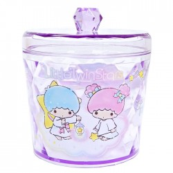 Little Twin Stars Kira Kira Faceted Canister