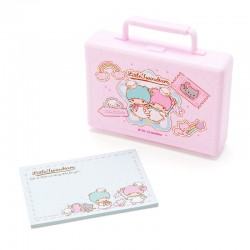 Mini Bloco Notas Little Twin Stars Suitcase