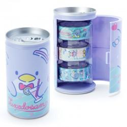 Soda Can Tuxedo Sam Washi Tapes Set