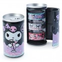 Set Washi Tapes Soda Can Kuromi