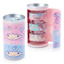 Set Washi Tapes Soda Can Little Twin Stars