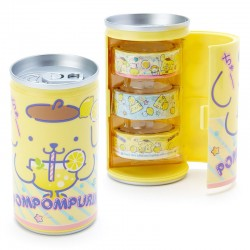 Soda Can Pompom Purin Washi Tapes Set