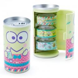 Set Washi Tapes Soda Can Keroppi