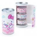 Soda Can Hello Kitty Washi Tapes Set