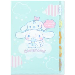 Cinnamoroll True Friends Index File Folder