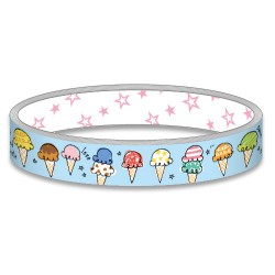 Ice Cream Flavor Deco Tape