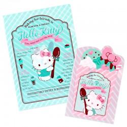 Set Pastas Documentos Chocolate Mint Hello Kitty