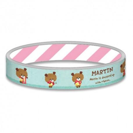 Deco Tape Martin Bear