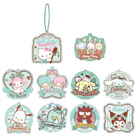 Sanrio Characters Chocolate Mint Charm