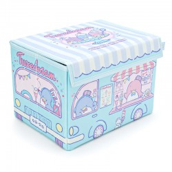 Tuxedo Sam Ice Cream Truck Foldable Storage Box