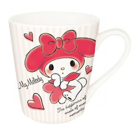 My Melody Girls Happiness Mug