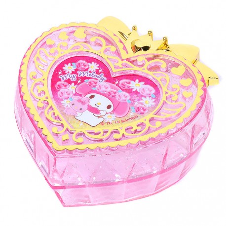 My Melody Heart Jewelry Case