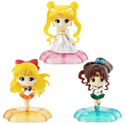 Sailor Moon Twinkle Statue 2 Mini Figure Gashapon