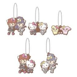 Colgante Futari Wa PreCure x Hello Kitty Gashapon