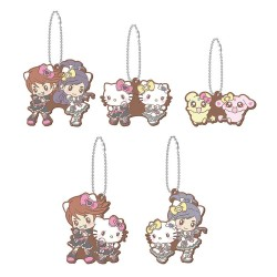 Futari Wa PreCure x Hello Kitty Charm Gashapon