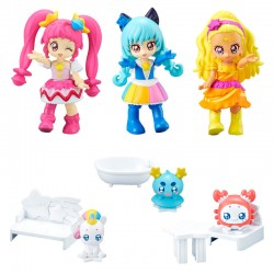 Star Twinkle PreCure Precute Town Mini Figure Series 2