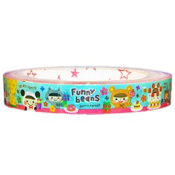 Funny Beans Deco Tape