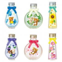 Rilakkuma Flower Bottle Re-Ment