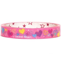 Lucent Hearts Deco Tape