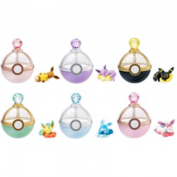 Pokémon Eevee & Friends Dreaming Case 2 Re-Ment