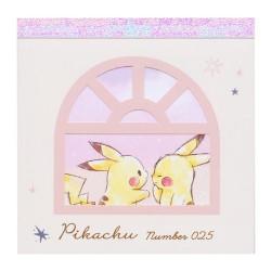 Bloco Notas Pikachu Window