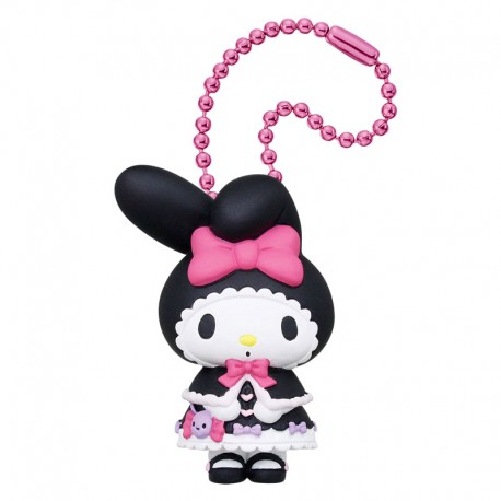 My Melody & Kuromi Sweet Lolita Charm Gashapon