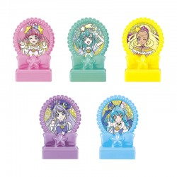 Carimbo Star Twinkle PreCure Kira Gashapon