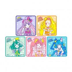 Star Twinkle PreCure Mini Towel Gashapon