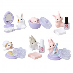 Miniaturas Makeup Rabbit 2 Gashapon