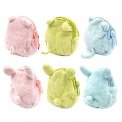 Usagi & Neko Mini Backpack Gashapon