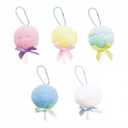 Cotton Candy Fuwa Charm Gashapon