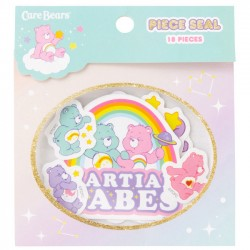 Saco Stickers Care Bears Martian Babes