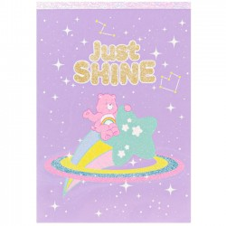 Bloco Notas Care Bears Just Shine