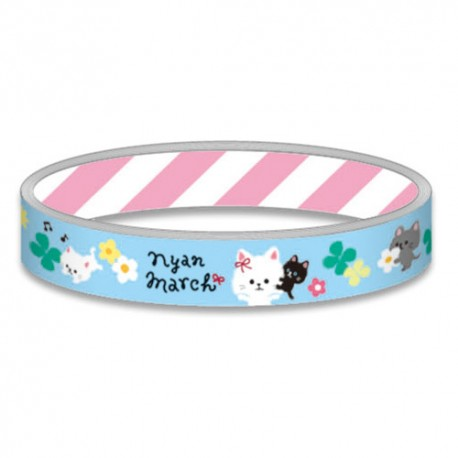 Nyan March Deco Tape