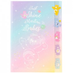 Carpeta Clasificadora Index Care Bears Martian Babes