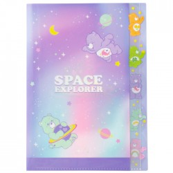 Carpeta Clasificadora Index Care Bears Space Explorer
