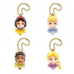 Disney Princess 4 Clip Charm Gashapon