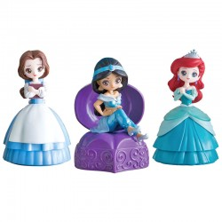 Figura Disney Princess Heroine Doll Series 5 Capchara Gashapon