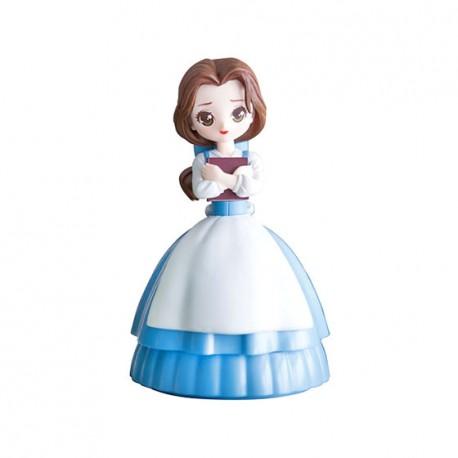 Disney Princess Heroine Doll Capchara Figure Series 5 Gashapon