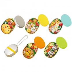 Kawaii Bento Box Charm Gashapon