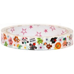 Lucky Animals Deco Tape