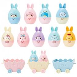 Set 2 Carimbos Sanrio Characters Easter Bunny Egg
