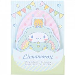 Post-Its Die-Cut Cinnamoroll Easter Bunny