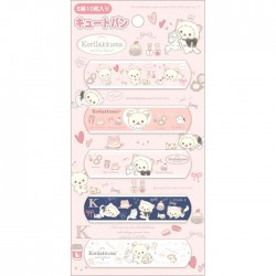 Korilakkuma Neko & Cute Cats Bandages