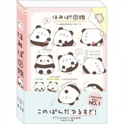 Hamipa Lazy Panda Memo Pad